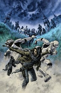 Rogue One #3 - Variant-Cover