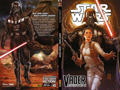Vader Down - Variant-Cover