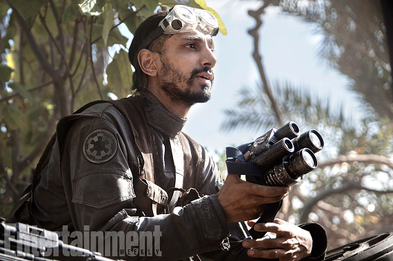 Bodhi Rook in Rogue One