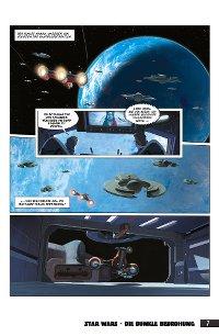 Die dunkle Bedrohung - Vorschau Seite 1