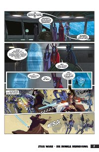 Die dunkle Bedrohung - Vorschau Seite 3