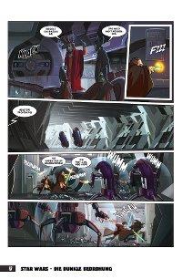 Die dunkle Bedrohung - Vorschau Seite 4