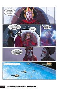 Die dunkle Bedrohung - Vorschau Seite 6