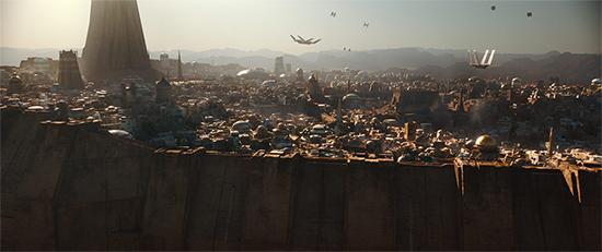 Jedha City