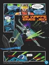 Star Wars Magazin #19 - Comic Vorschau Seite 1