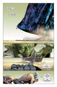 Vorschauseiten für Star Wars #30