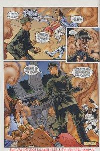 Das Gesicht des Krieges - Vorschau Seite 3