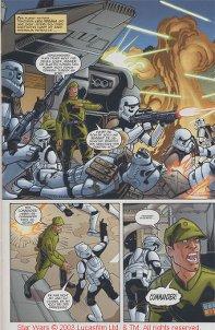 Das Gesicht des Krieges - Vorschau Seite 4
