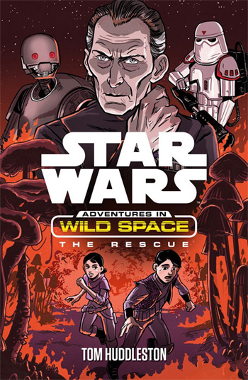 Cover von Adventures in Wild Space: The Rescue