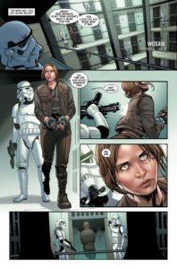 Vorschauseiten für Rogue One #1