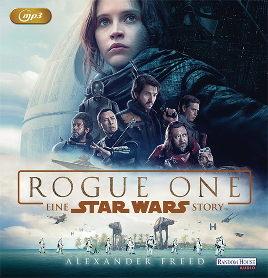 Rogue One – Hörbuch-Cover