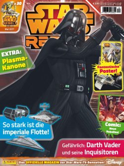 Rebels Magazin #30 - Cover