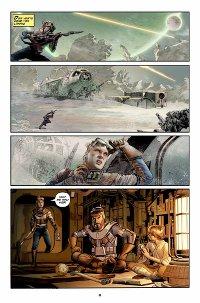 The Star Wars - Vorschau Seite 1