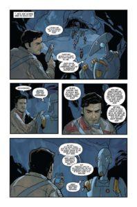 Vorschauseiten für Poe Dameron #13