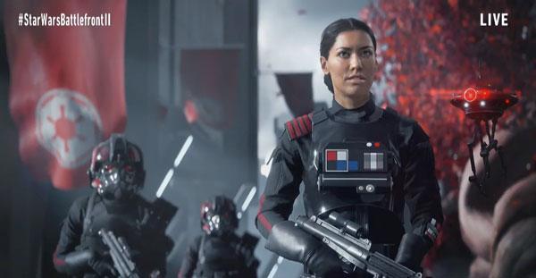 Star Wars Battlefront 2 - Die Heldin von Battlefront 2