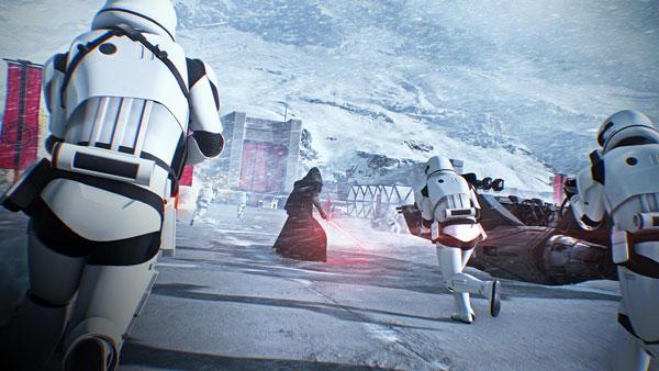 Star Wars Battlefront 2 - Einblicke ins Spiel