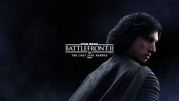 Star Wars Battlefront 2 - Kylo Ren