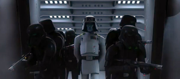 Star Wars Rebels: Season 4 - Thrawn und seine Todestruppler