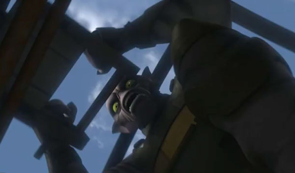 Star Wars Rebels: Season 4 - Zeb