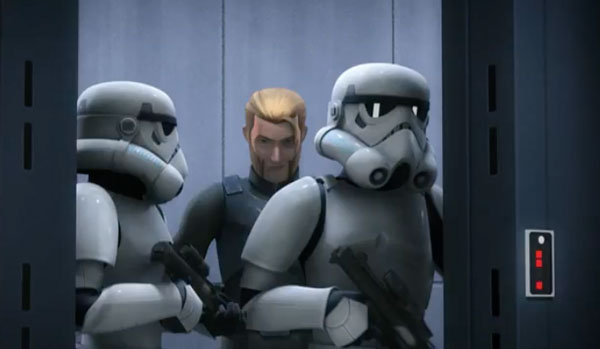 Star Wars Rebels: Season 4 - Kallus