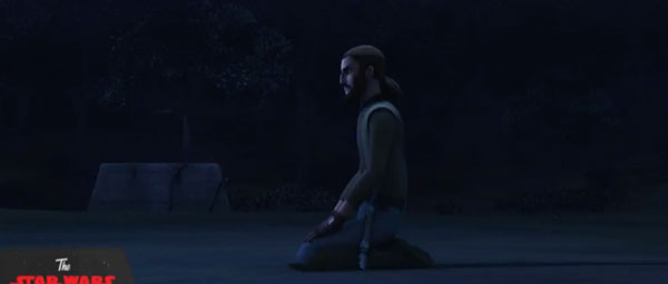 Star Wars Rebels: Season 4 - Kanan