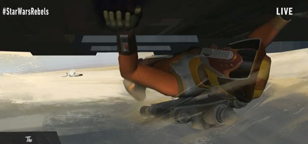 Star Wars Rebels: Season 4 - Ezra