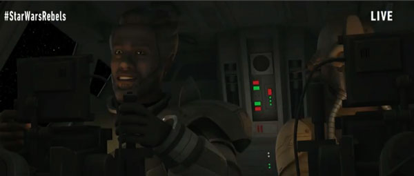 Star Wars Rebels: Season 4 - Saw Gerrera