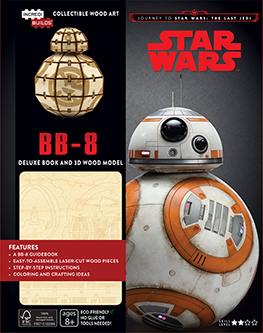 Cover zu IncrediBuilds: BB-8 – Deluxe Book and Model Set