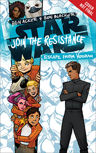 Cover zu Join the Resistance: Escape from Vodran