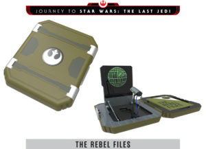 Cover zu Star Wars: The Rebel Files – Deluxe Edition