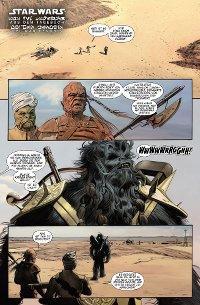 Star Wars #21 - Vorschau Seite 1