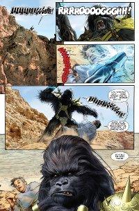 Star Wars #21 - Vorschau Seite 5