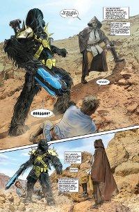 Star Wars #21 - Vorschau Seite 6