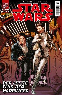 Star Wars #22 - Comicshop-Ausgabe