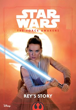 Rey's Story - US-Cover