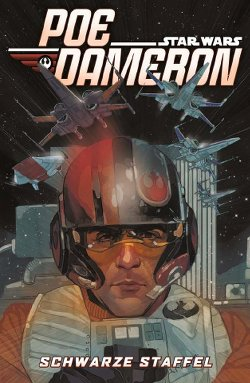 Poe Dameron Vol. 1 - Cover