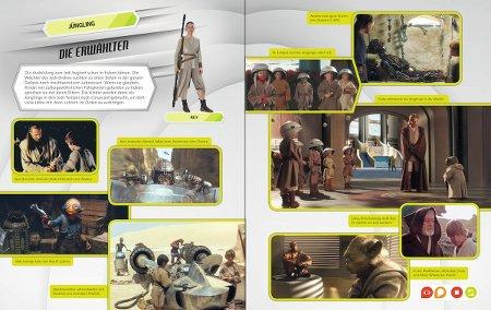 Der Weg der Jedi - Vorschau Seite 1