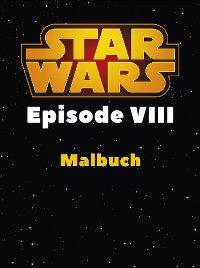 Die letzten Jedi – Malbuch - Cover