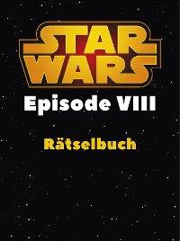 Die letzten Jedi – Rätselbuch - Cover