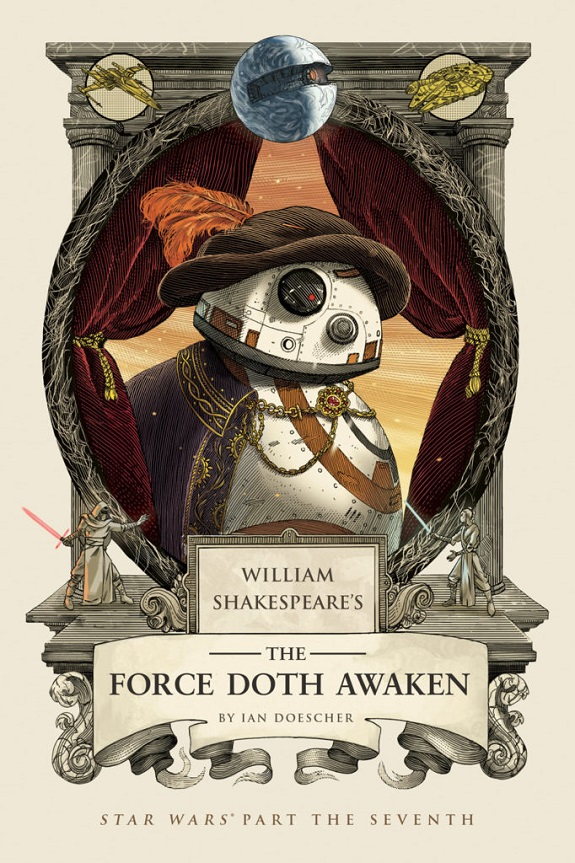 Cover zu <i>The Force Doth Awaken</i>