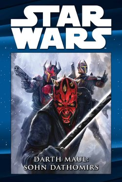 Darth Maul: Sohn Dathomirs - Cover