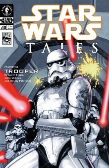 Star Wars Tales #10 - Cover