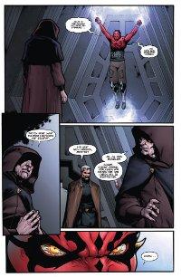 Darth Maul: Sohn Dathomirs - Vorschau Seite 6