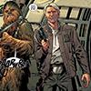 Han Solo aus Das Erwachen der Macht von Luke Ross