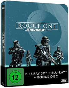 Rogue One - Steelbook - Cover
