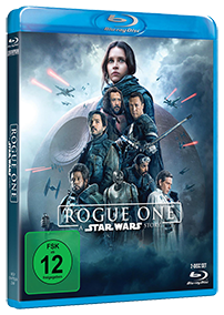 Rogue One - Blu-ray - Cover