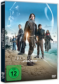 Rogue One - DVD - Cover