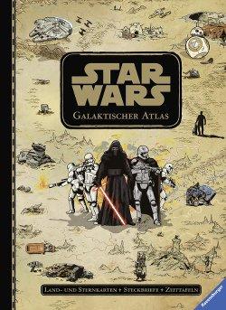 Galaktischer Atlas - Hardcover