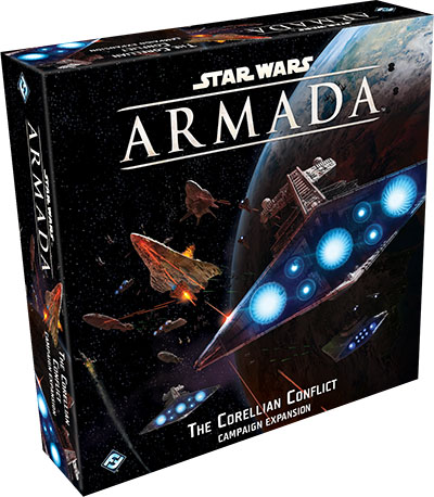 Armada: Konflikt um Corellia