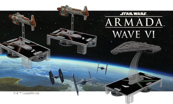 Armada: Welle 6
